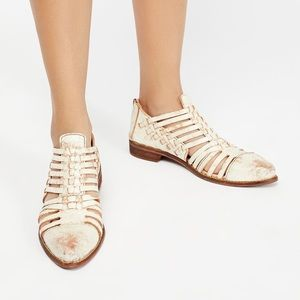 Free People Dylan x Bed Stu Las Cruces Flat - 6